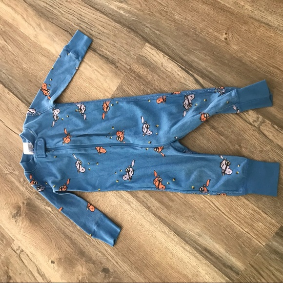 Hanna Andersson Other - Hanna Andersson Pajamas 6-12 Months